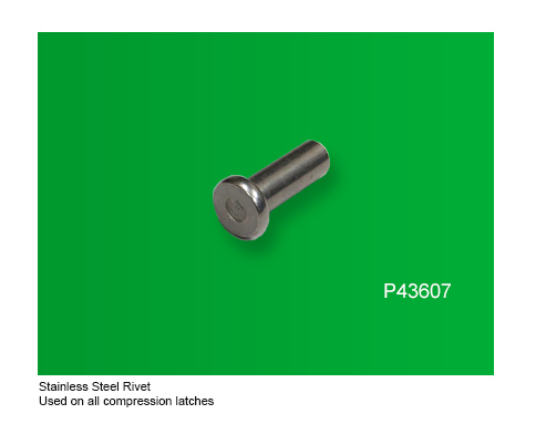 Comp-Latch-Rivet-P43607