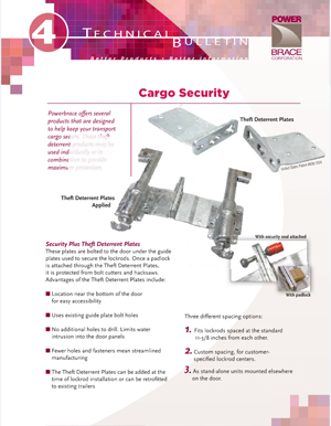 Cargo Security