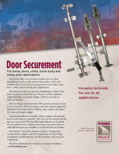 Door Securement Info Sheet