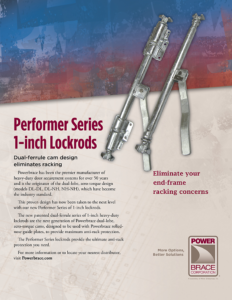 Performer Lockrods