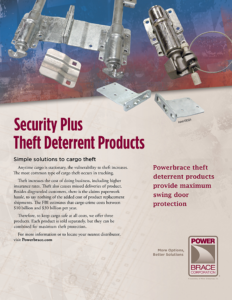 Security Plus Theft Deterrent Products
